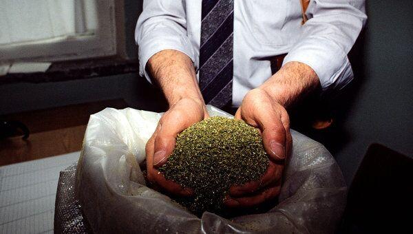 Хранение до 15 г марихуаны не является с 2010 г преступлением в Чехии