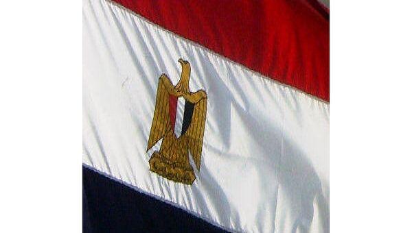Флаг Египта. Архив