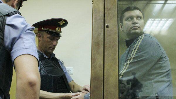 Заседание суда по делу Олега Беликова