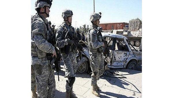 Армия США в Ираке. Архив
