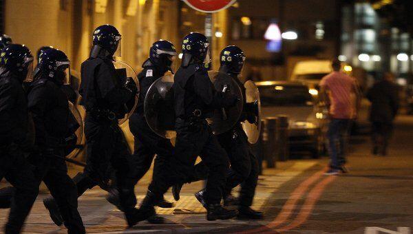 Беспорядки в Лондоне в ночь на 7 августа 2011 года