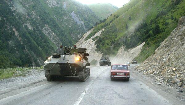 Военный конфликт в Южной Осетии. Архив