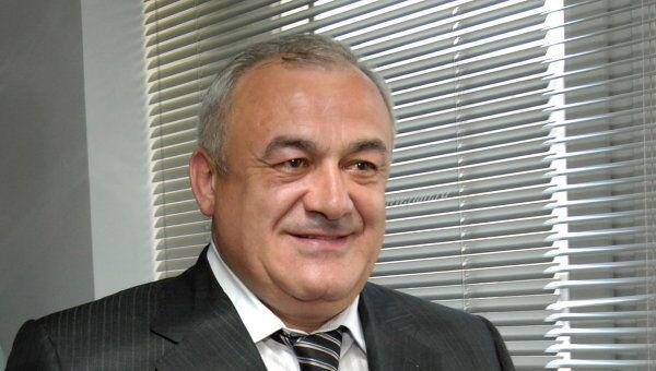 Экс-глава Северной Осетии Таймураз Мамсуров. Архивное фото