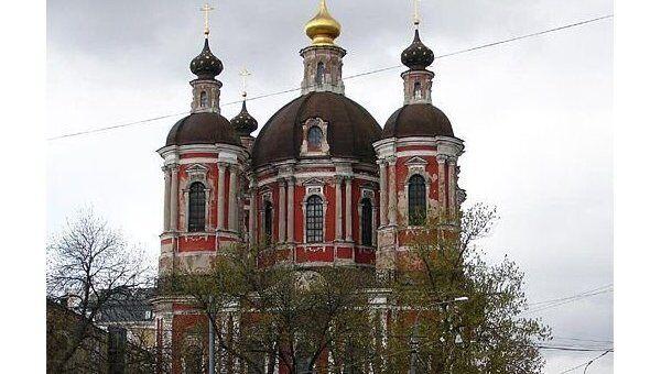 Храм Святого Климента. Архив