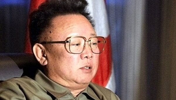 Лидер КНДР Ким Чен Ир