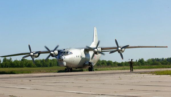 В авиакатастрофе Ан-12 погибли граждане Украины, Молдавии и Конго