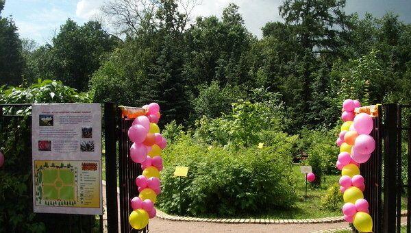 Дендросад в Природно-историческом парке Кузьминки-Люблино