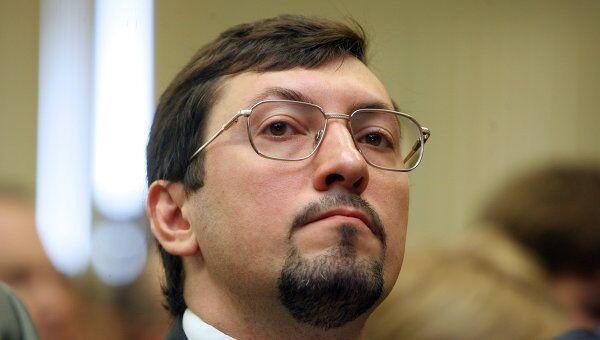 Лидер Движения против нелегальной иммиграции (ДПНИ) Александр Белов. Архив