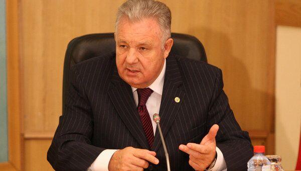 Полпред президента в Дальневосточном федеральном округе Виктор Ишаев