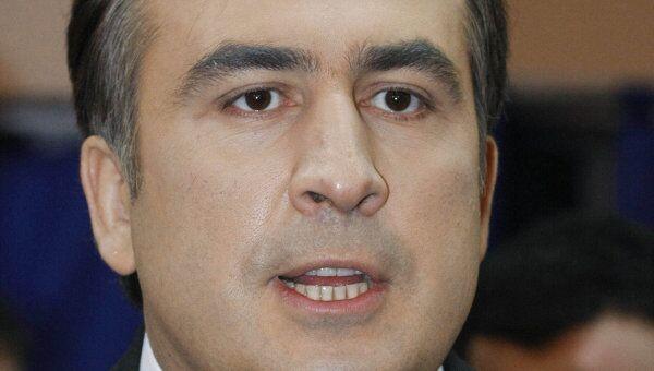 Михаил Саакашвили. Архив.