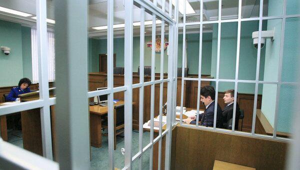 На заседании суда