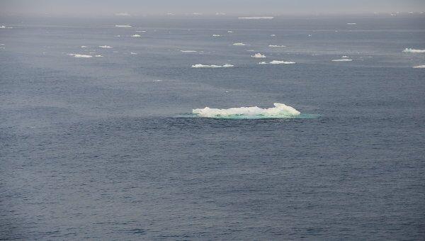 Пролив Шокальского Карское море, Северный ледовитый океан. Архивное фото