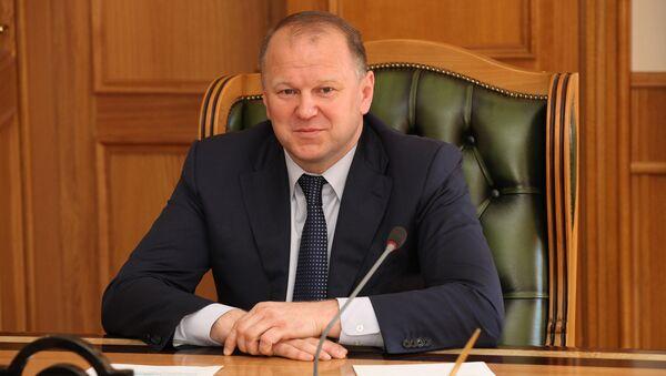 Губернатор Калининградской области Николай Цуканов. Архивное фото