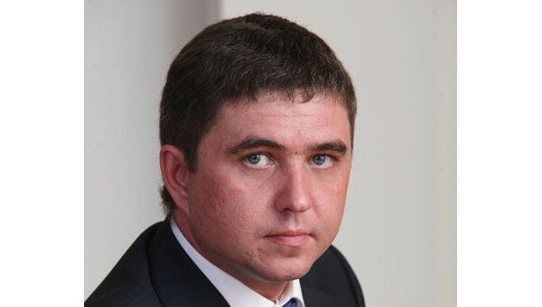Президент футбольного клуба Томь Сергей Ильиных