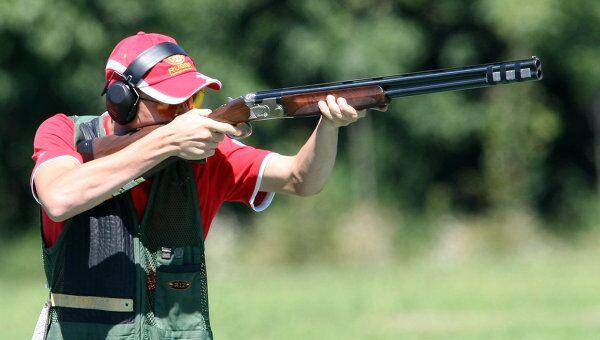Стрелковый спорт. Архивное фото
