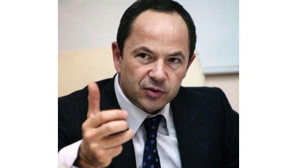 Бывший глава Национального банка Украины Сергей Тигипко