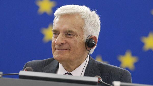 Председатель Европарламента Ежи Бузек