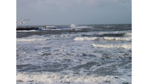Северное море. Архивное фото