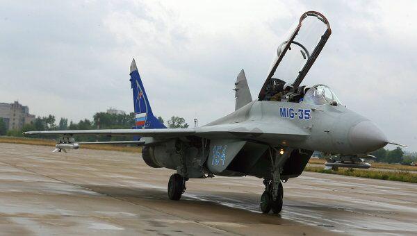 Демонстрационные полеты новых самолетов в подмосковном Жуковском