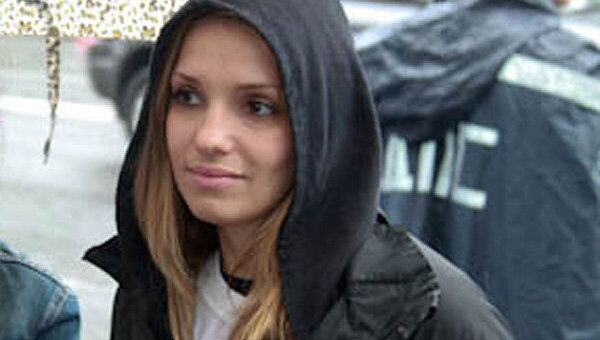 Дочь Юлии Тимошенко Евгения Карр. Архив