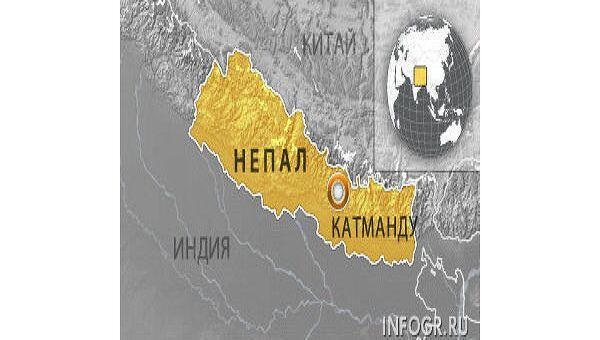 Автомобиль с паломниками упал в реку на севере Непала
