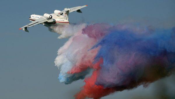 Международный авиационно-космический салон МАКС-2011