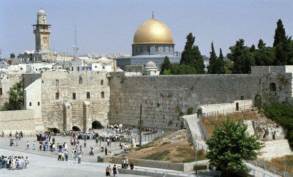 Иерусалим, архивное фото