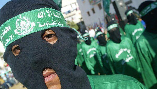 Хамас  — «Исламское движение  сопротивления»