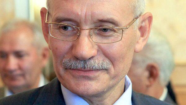 Глава Башкирии Рустэм Хамитов. Архив