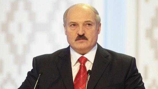 Лукашенко: союз РФ и Белоруссии отомрет при интеграции ЕЭП
