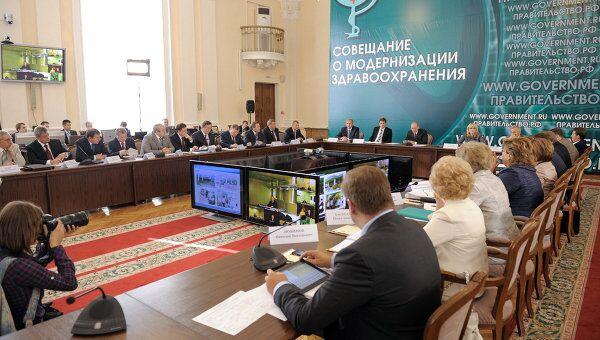 Владимир Путин в Смоленске