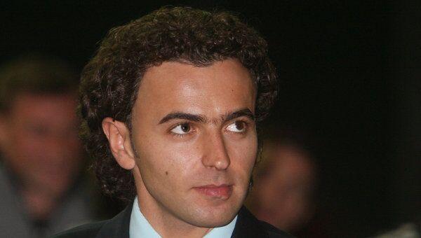 Генеральный директор ФК ЦСКА Роман Бабаев