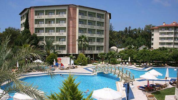 Отель Alara Park Residence в Аланьи