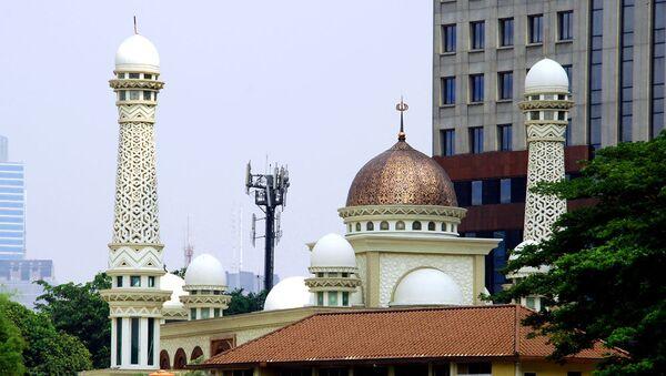 Мечеть в Джакарте. Архивное фото