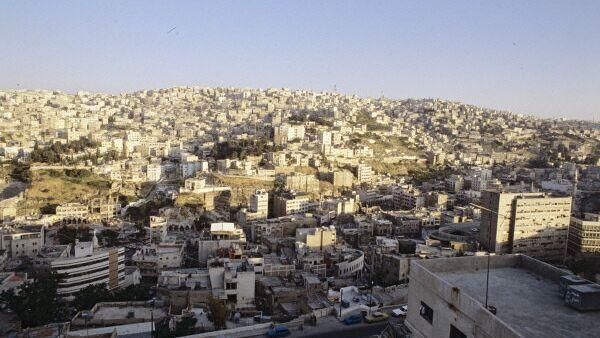 Иордания. Архивное фото.