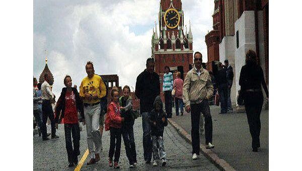 Москве не хватило 0,4 градуса до температурного рекорда накануне зимы