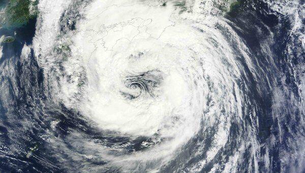 Тайфун Талас
