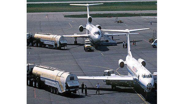Заправка самолетов