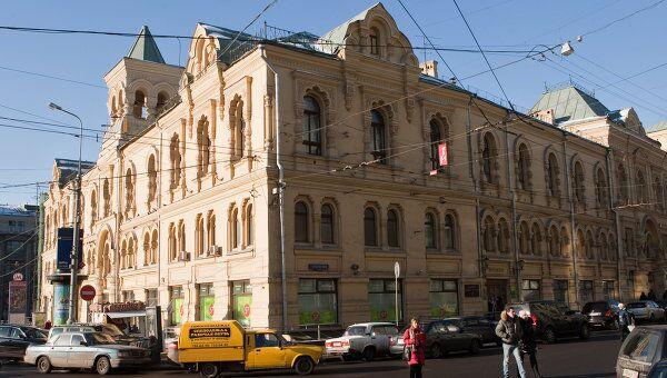 Политехнический музей на Новой площади