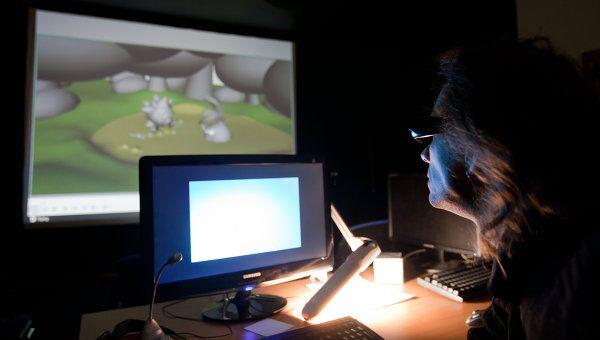 Работа над созданием 3D мультфильма Смешарики