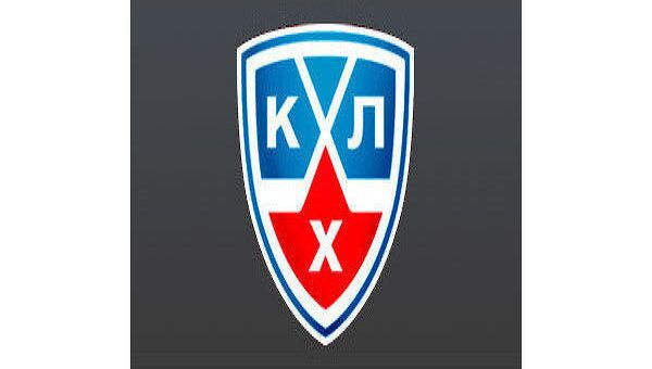 Эмблема КХЛ. Архив