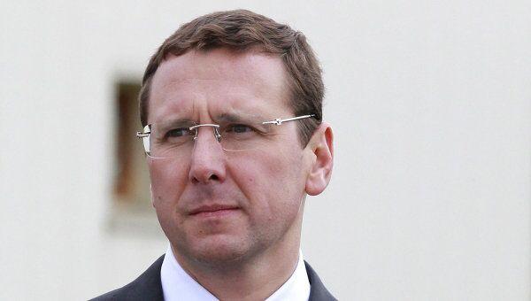 Министр регионального развития РФ Олег Говорун. Архив