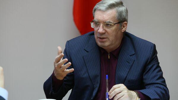 Виктор Толоконский, архивное фото