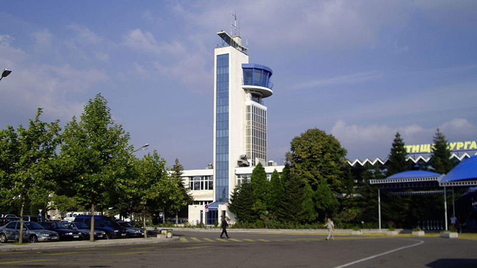Аэропорт болгарского города Бургас  - РИА Новости, 1920, 05.07.2021