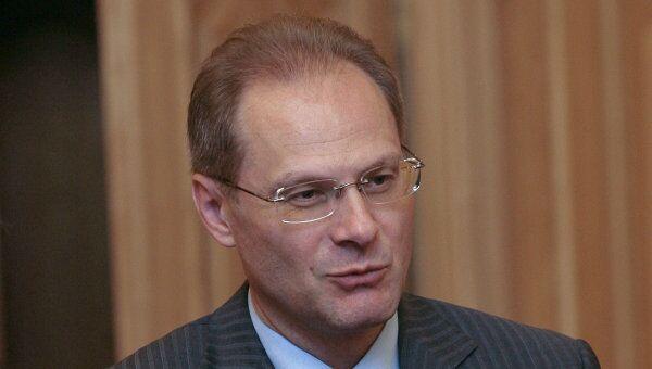 Василий Юрченко назначен исполняющим обязанности губернатора Новосибирской области