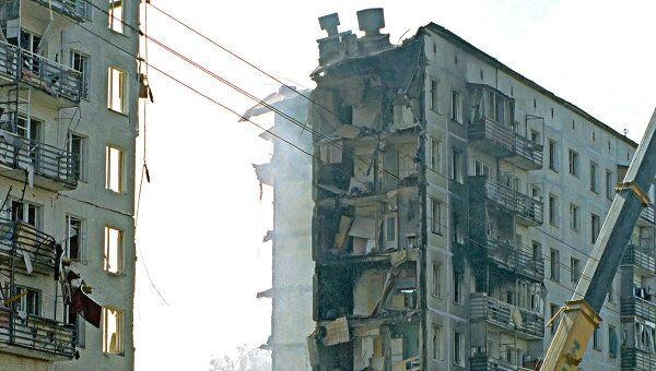 Теракт на улице Гурьянова в Москве