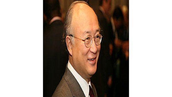 Генеральный директор МАГАТЭ Юкиа Амано