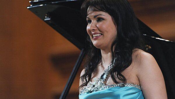Концерт Анны Нетребко в Большом зале Консерватории