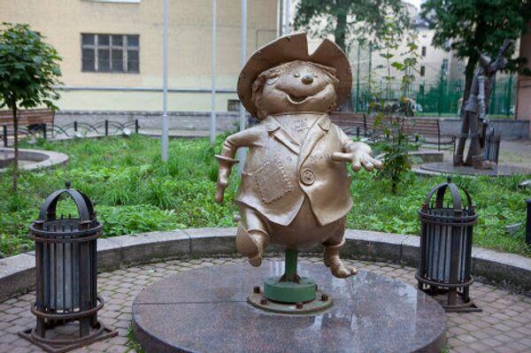 Прогулки по центру Петербурга