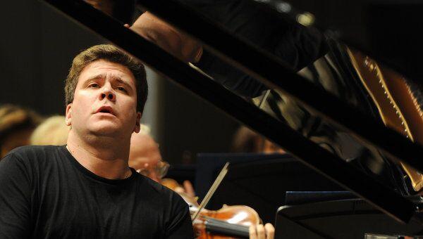 Репетиция концерта Сергей Рахманинов Гала